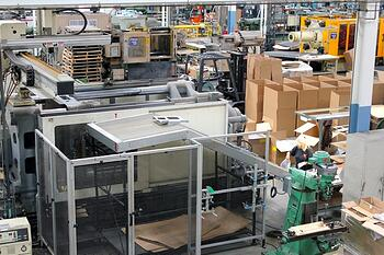 Medical Device Manufacturers Ferriot Injection Molding